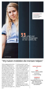 Quality by design in Vacature