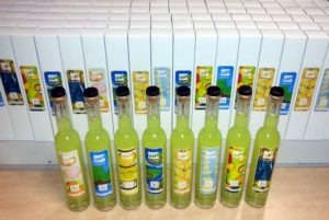 Limoncello - the making of