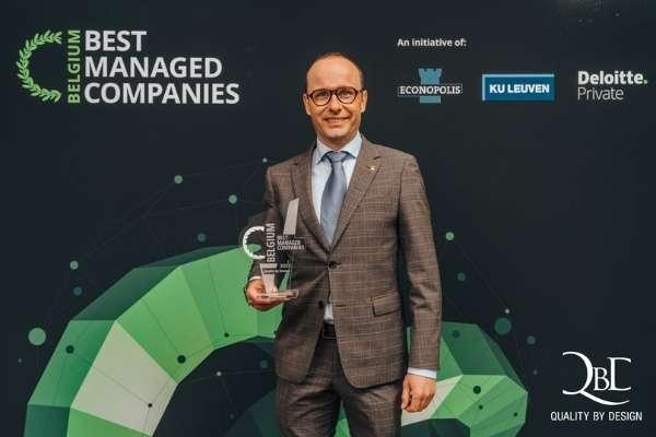 Award-winning company - QbD