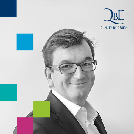 Bart Van Acker, CEO of QbD