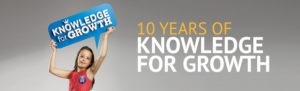 Knowledge for Growth 2014 banner