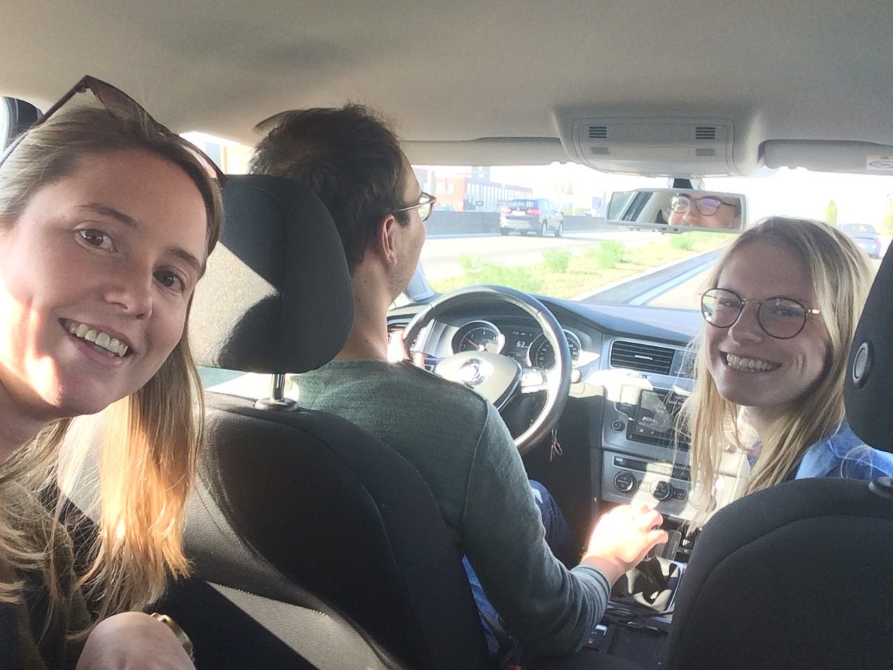 Ride with Sara De Baerdemaeker, Michiel Van Pee