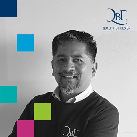 Jaime Castro of Team QbD