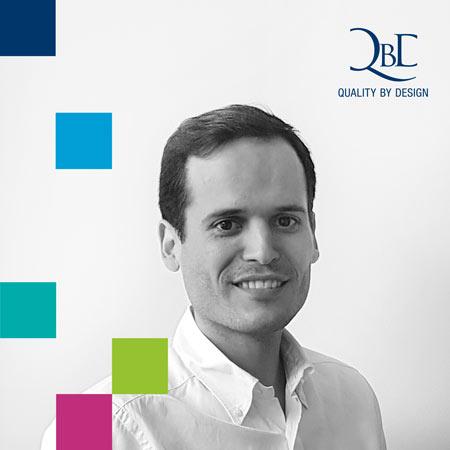 José De Colsa of Team QbD