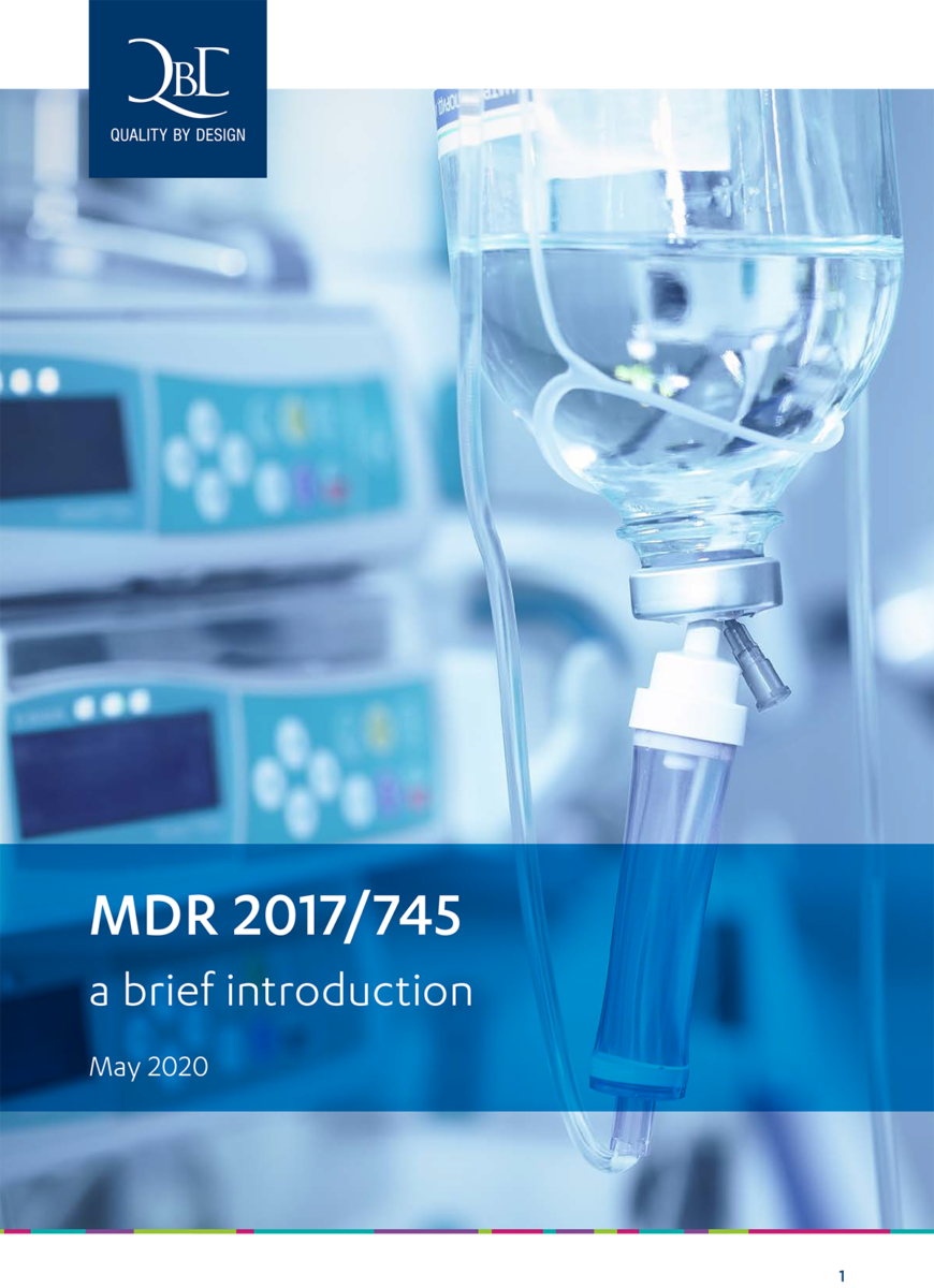 QbD Whitepaper: MDR 2017/745