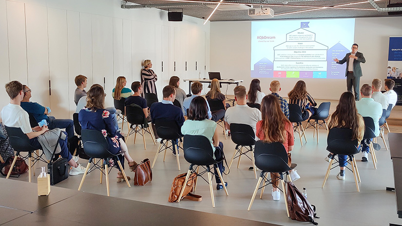 QbD Academy welcomes 15 young graduates to jumpstart their careers in life sciences - sTEAM UP
