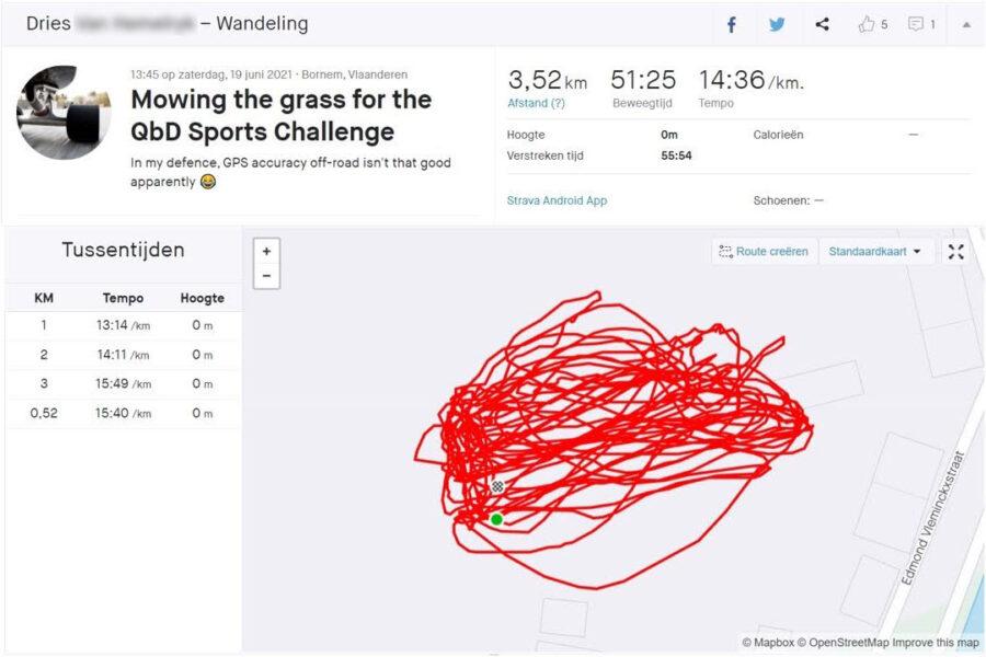 QbD & TRIUM 10Y International Sports Challenge - 4
