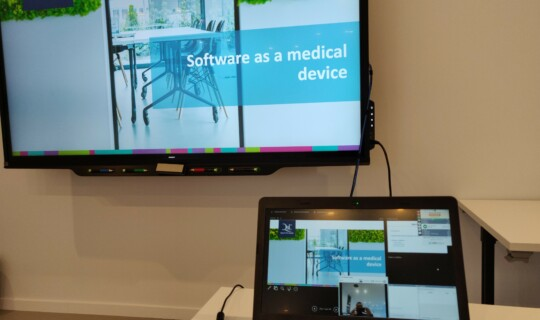 Software as a medical device powerpoint