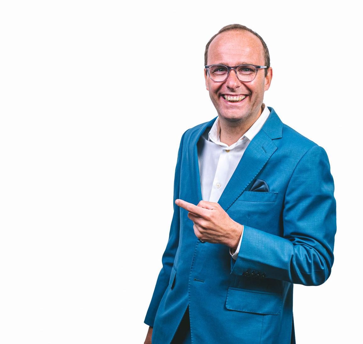 Tom Lokermans, CFO of team QbD
