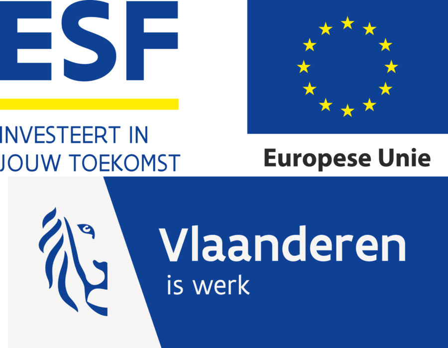 ESF & European Union combi logo