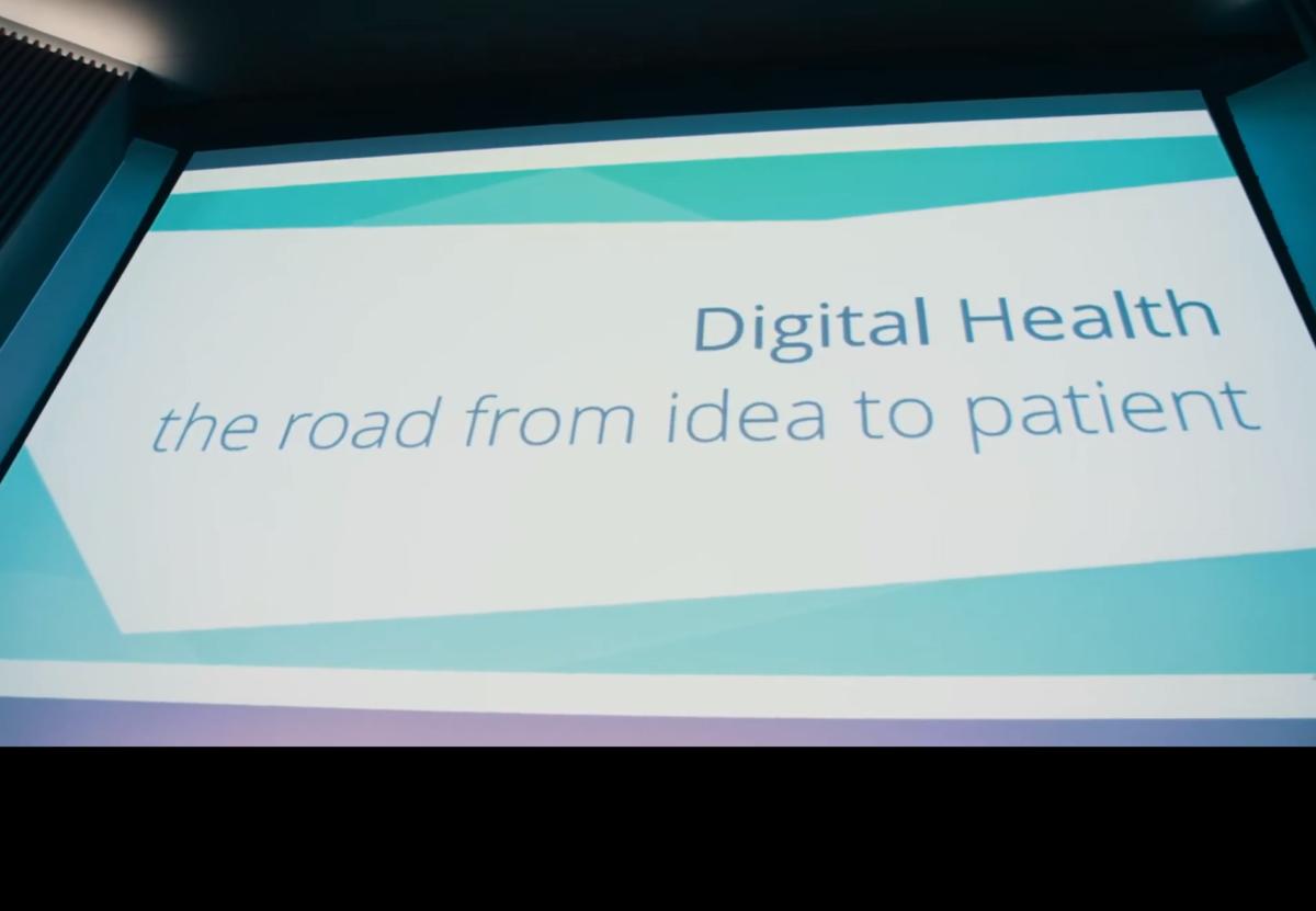 Slide about Digital Health