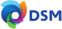 Logotipo de DSM