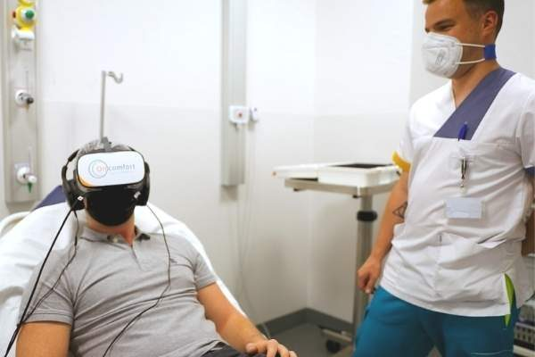 Digital Sedation - Oncomfort