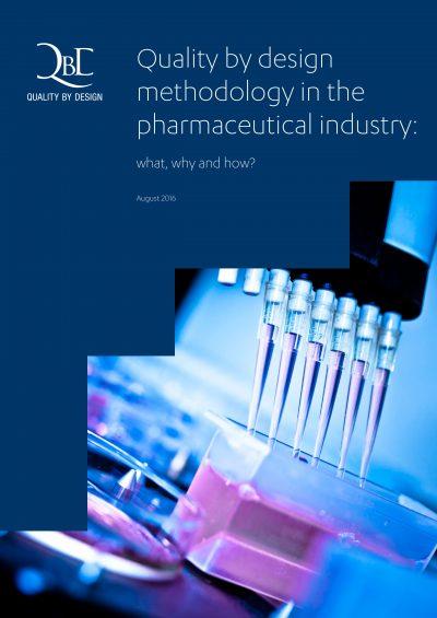 QbD design methodology in the Pharmaceutical industry