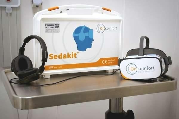 Sedakit - Digital Sedation - Oncomfort