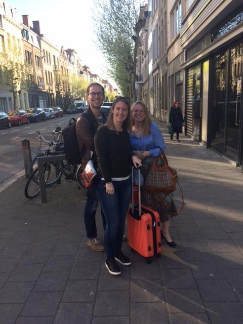 Sara De Baerdemaeker, Michiel Van Pee
